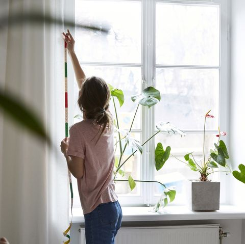 How to measure curtains in three easy steps