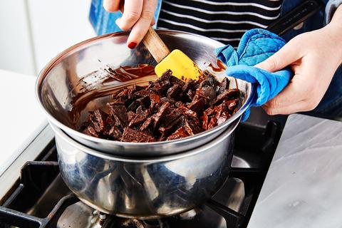 How to Melt Chocolate - Delish.com