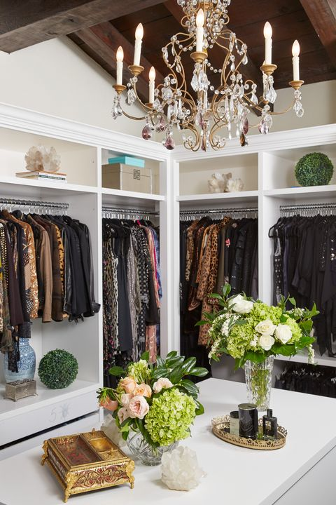 8 Simple Closet Ideas From Lisa Adams Closet