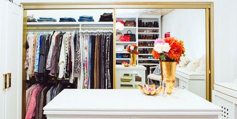 how to organize a closet lisa adams 8 closet design ideas - Closet Designs Ideas