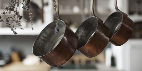How to Organize Pots and Pans - Pot and Pan Organization Ideas