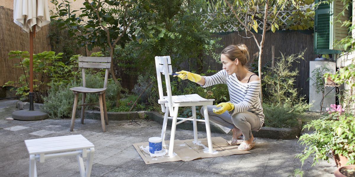 Here's How to Paint Furniture, Plus What to Know Before You Start