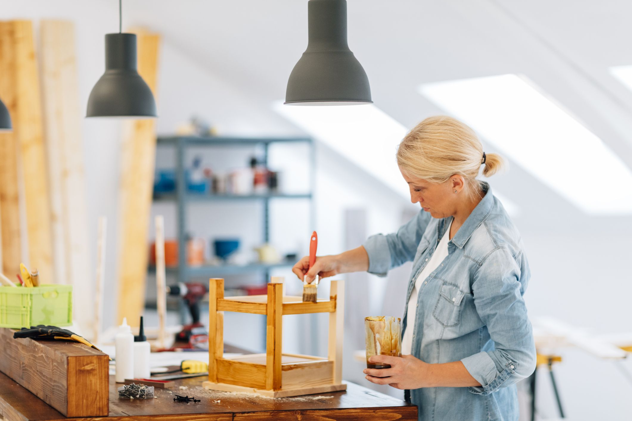 How to Paint Furniture, From Dressers to Desks and Beyond