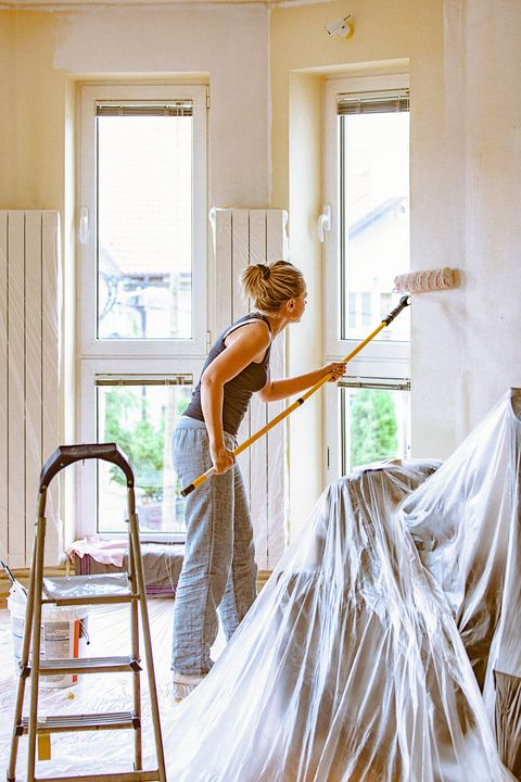 kak-pravilno-podobrat-krasku-dlya-sten Как покрасить стену, включая все необходимые материалы