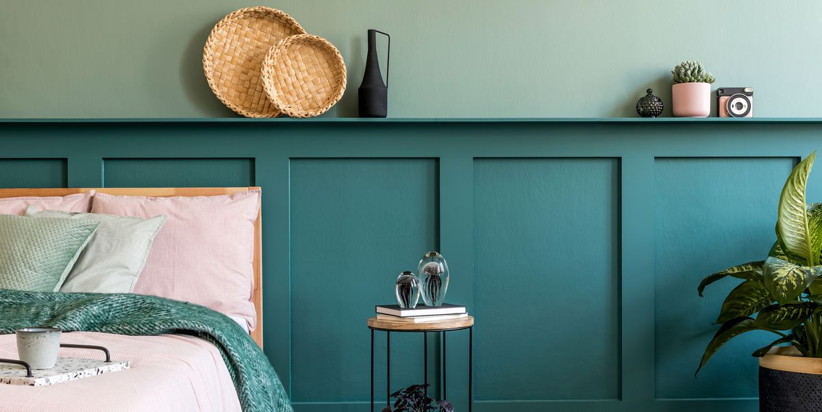 Diy Wall Panelling Guide Using Mdf Wood, Wall Panels For Living Room Uk