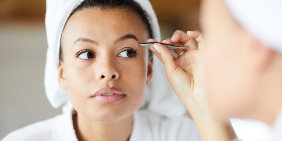 How to do your own eyebrows at home during lockdown