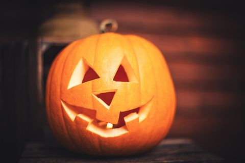 how to prevent carved pumpkins from rotting