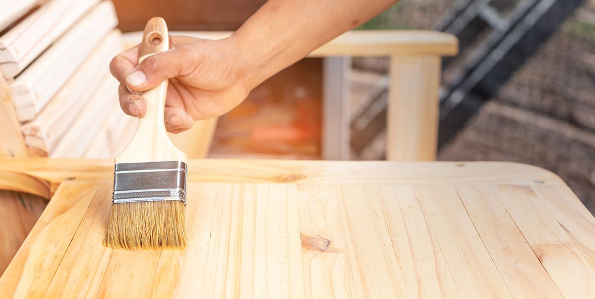 How to Transform Your Old Wood Table Into Your Favorite Piece of Furniture