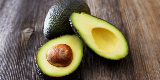 how to remove avocado stains