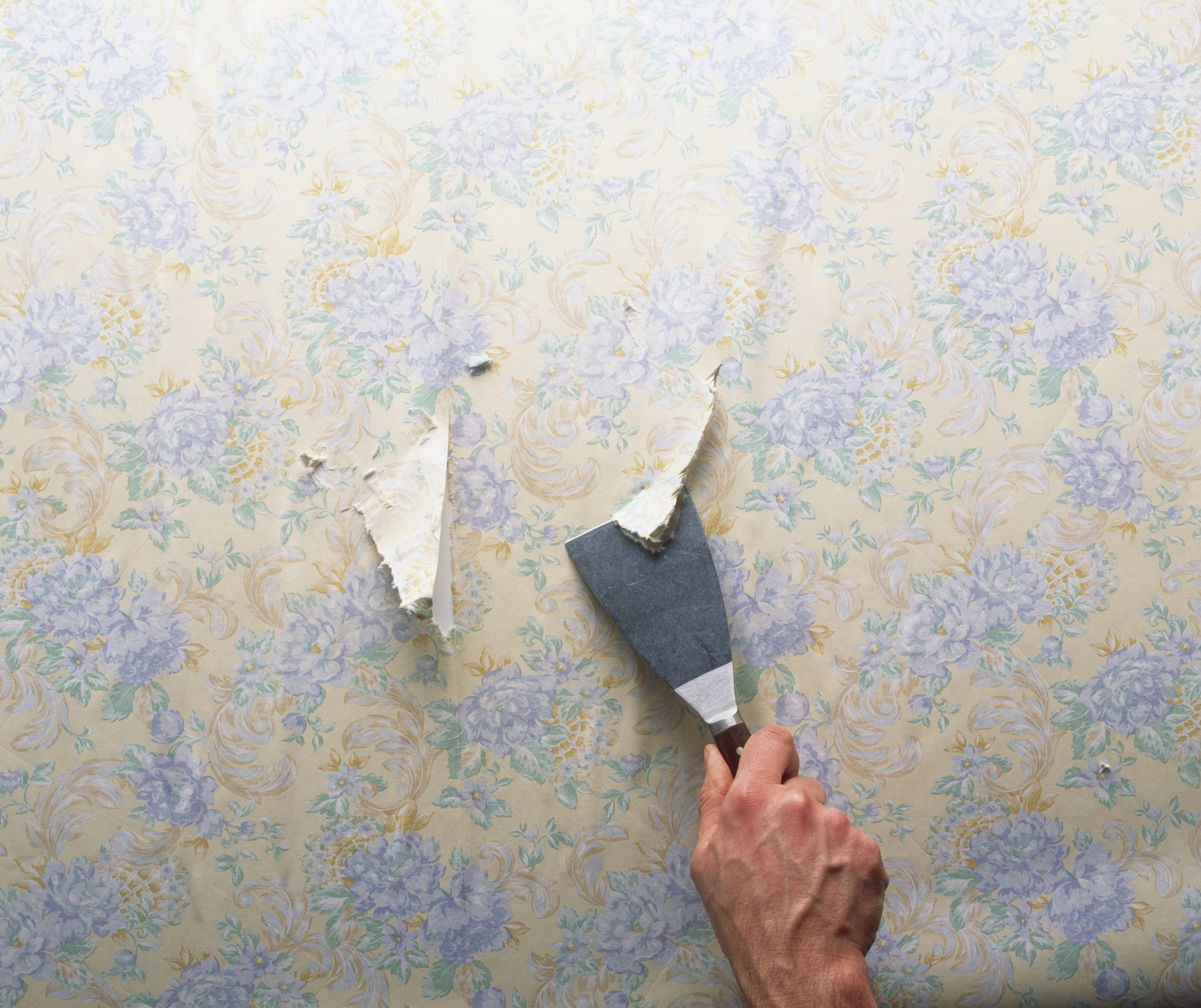 How To Remove Wallpaper 7 Easy Steps To Take Off Old Wallpaper