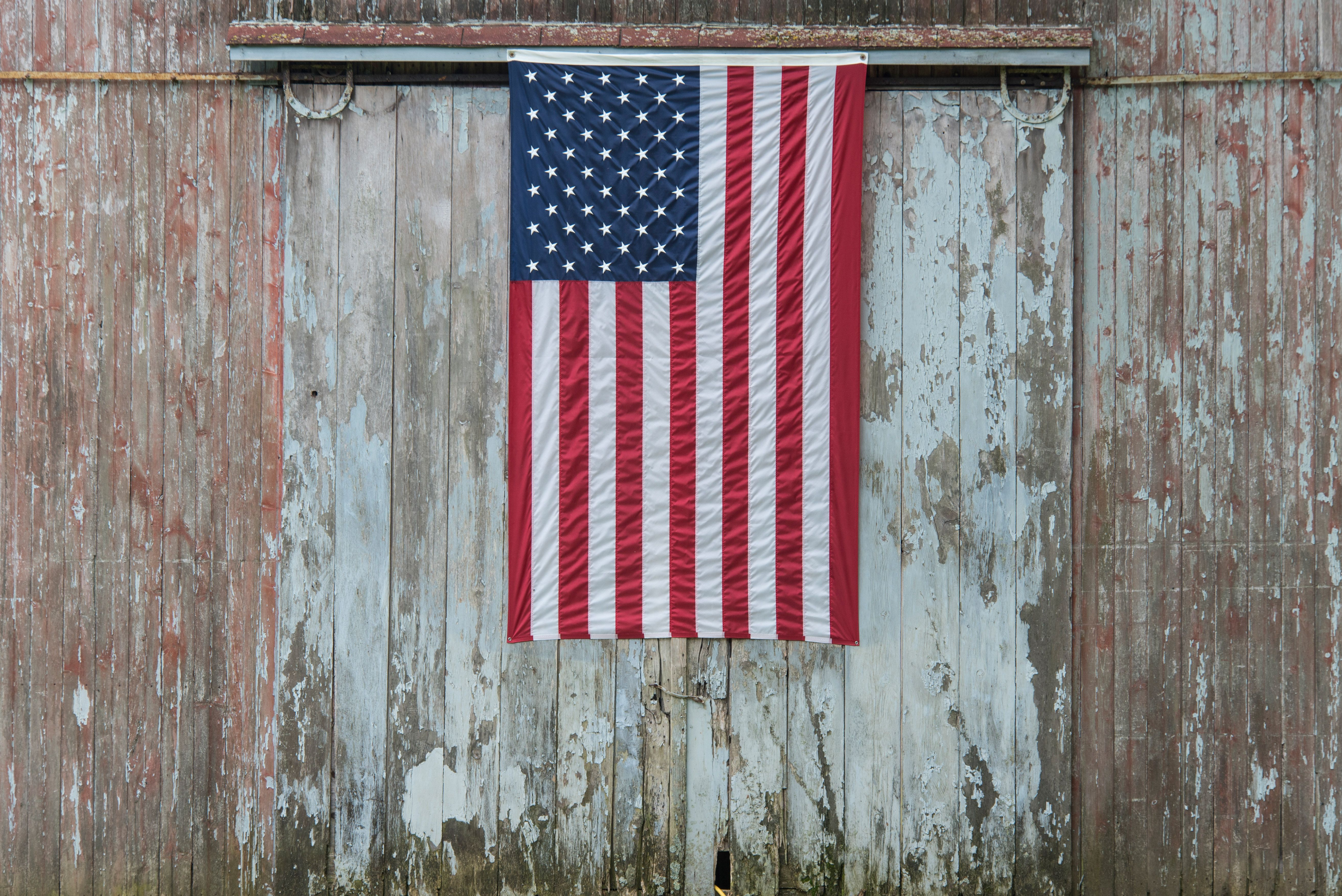 1bafefbbab8 How to Properly Dispose of an American Flag – What To Do With Old American  Flag