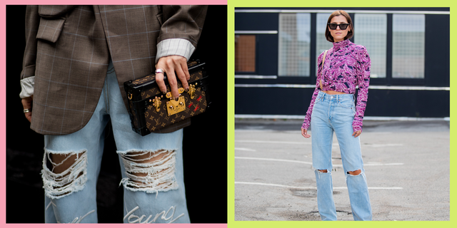 how to rip jeans, simple steps and tips of how to avoid ruining your jeans while distressing them at home