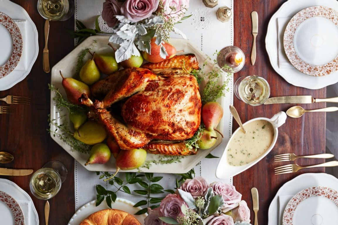 How to Perfectly Cook a 20-Pound Thanksgiving Turkey