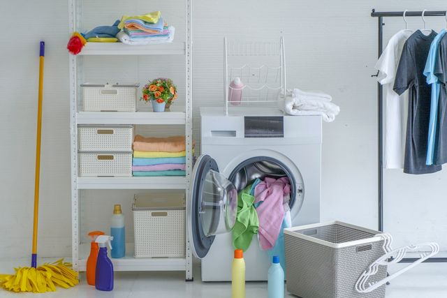 how to shift invisible laundry stains