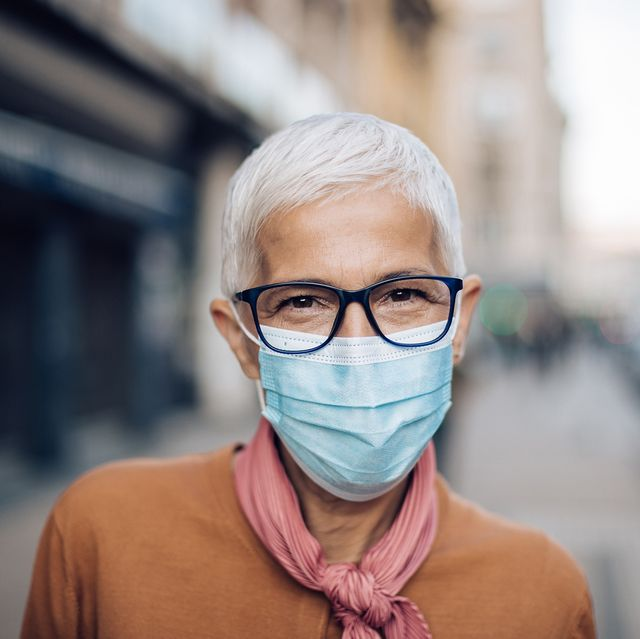 how to stop glasses steaming up when wearing a mask