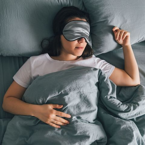 how-to-stop-snoring-weighted-blanket