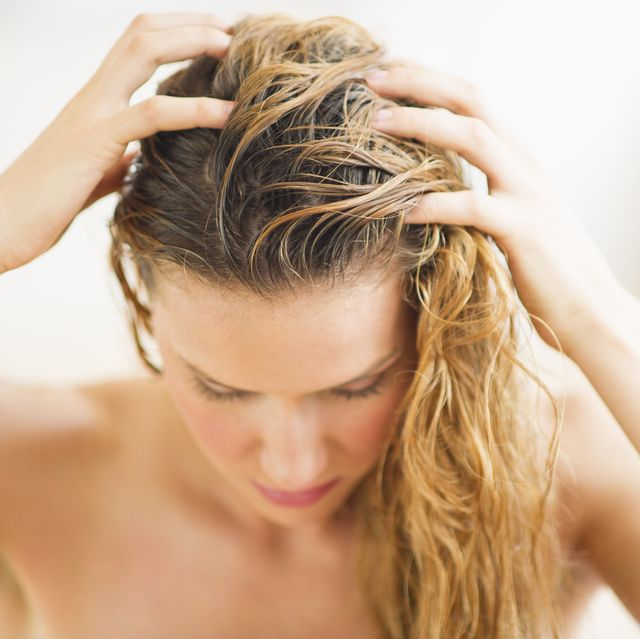 how to treat a sun burned scalp