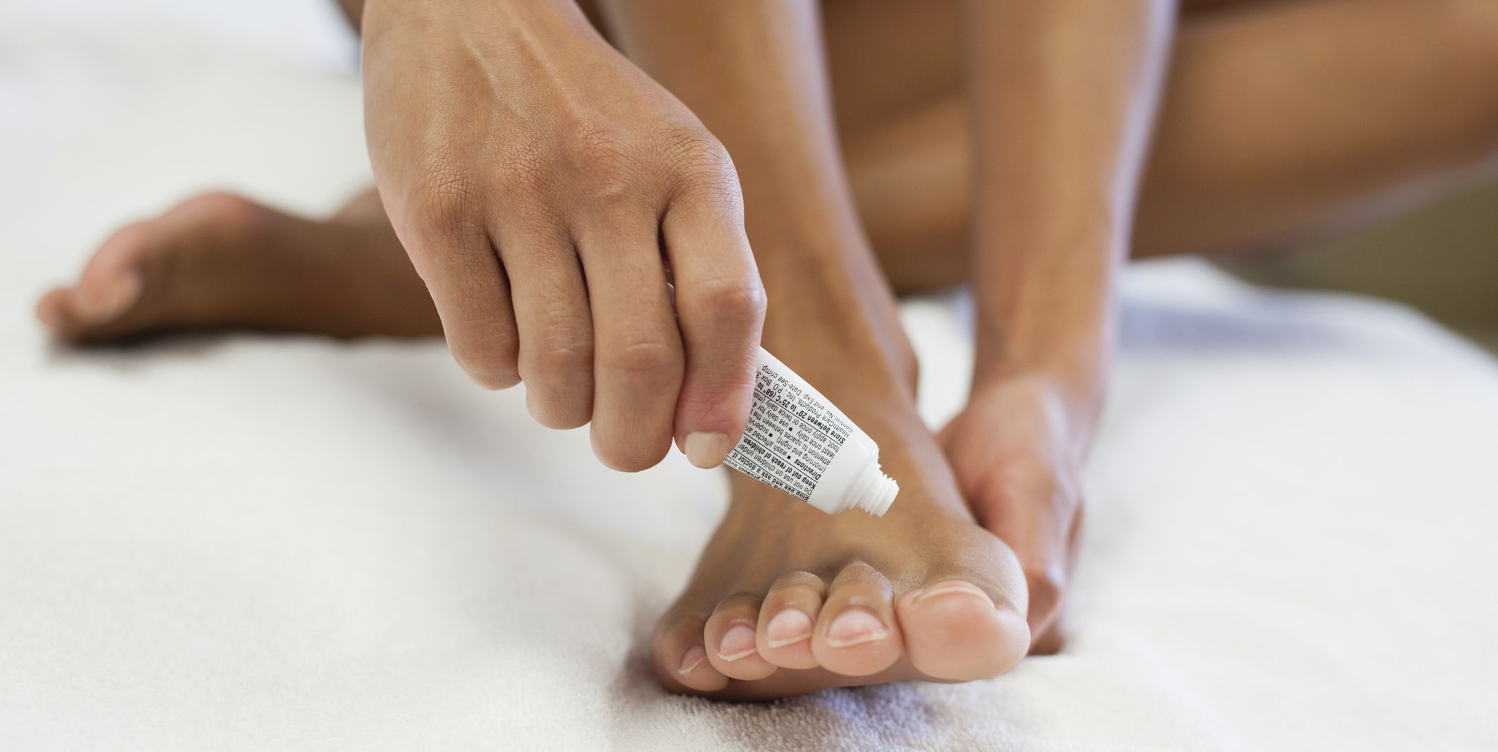 treating thecommon fungal infection