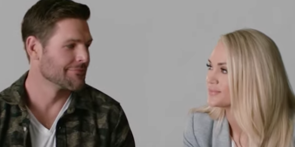 Carrie Underwood and Her Husband Mike Fisher Open Up About Their Marriage in New Limited Series