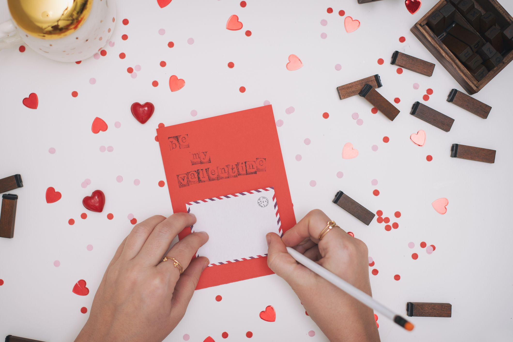 How to Write a Love Letter to Your Sweetheart This Valentine's Day