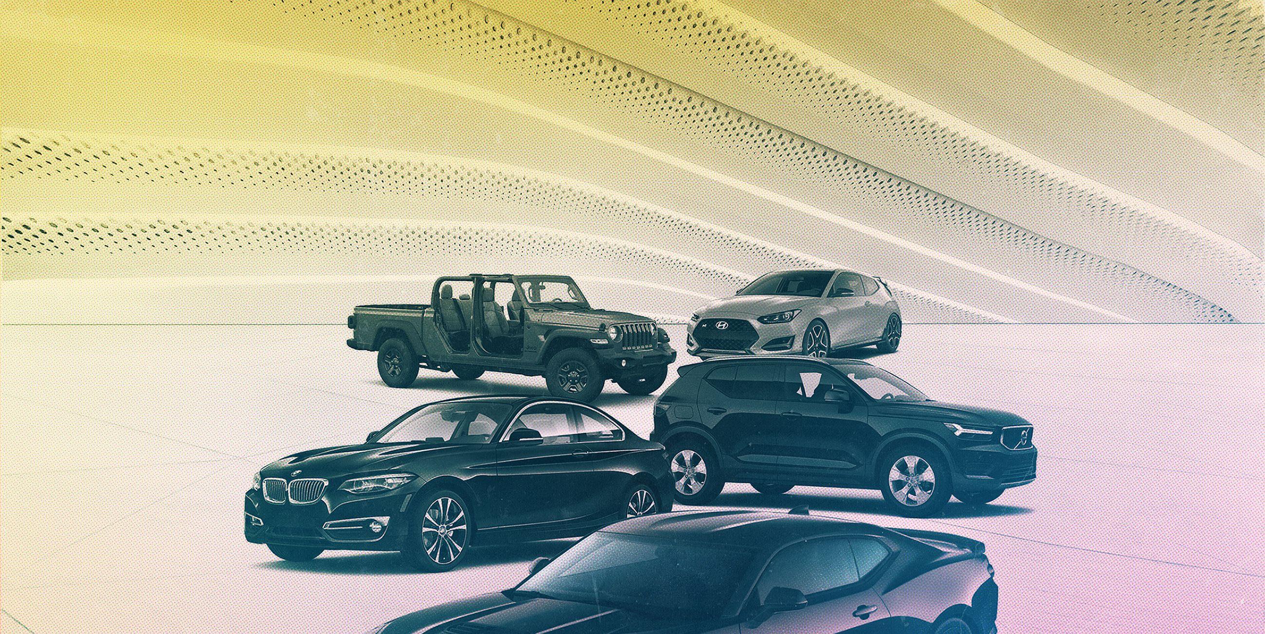 C/D Editors' Picks at the Average New Car Price