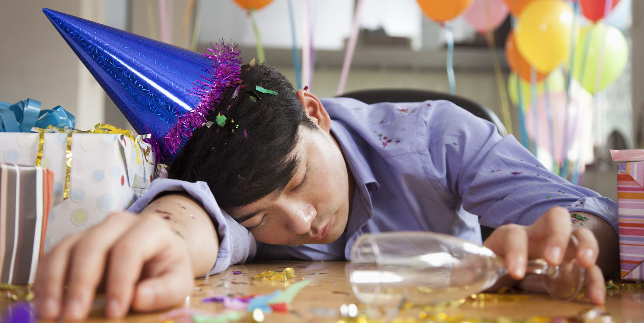 How your hangover affects you even after you think it's gone