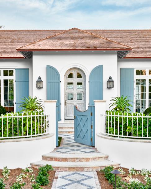 Beautiful House Facades