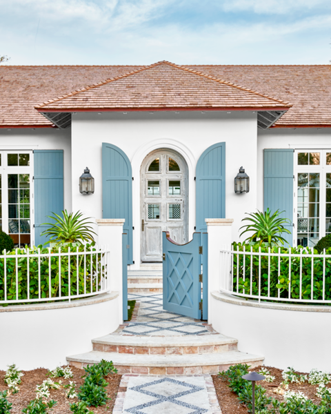 howard palm beach home exterior veranda