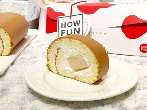 「HOWHOW」X 亞尼克聯名推出「焦糖布丁」生乳捲!20周年限定口味同步販售檸檬派、提拉米蘇派