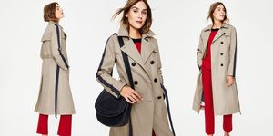 Boden trench coat sale