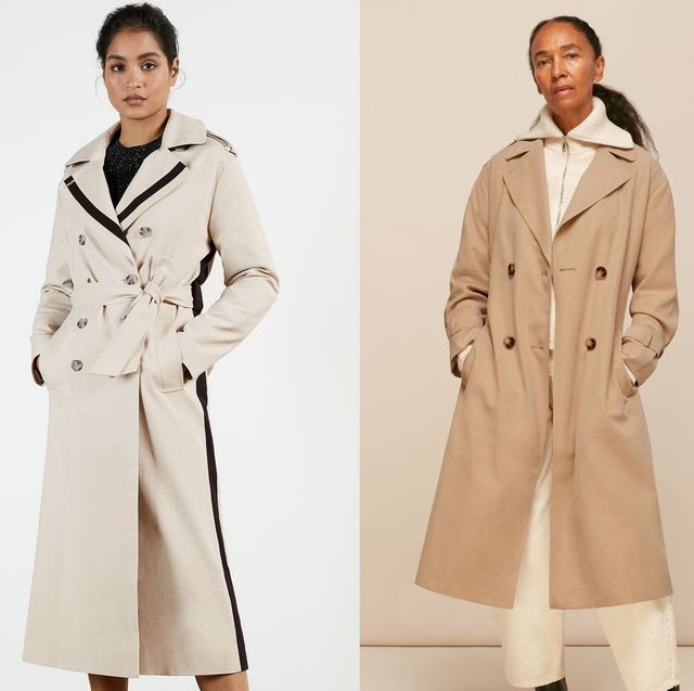 How To Wear A Trench Coat In Four, Can A Trench Coat Be Worn In The Winter