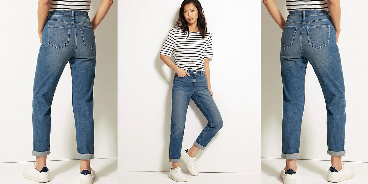 We show you how to wear straight leg jeans in four different ways