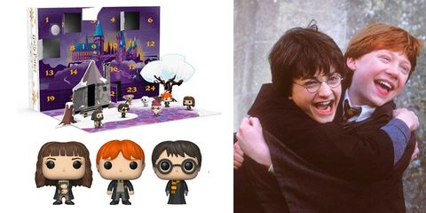 Harry Potter Advent Calendar.Omg There S A Funko Pop Harry Potter Advent Calendar