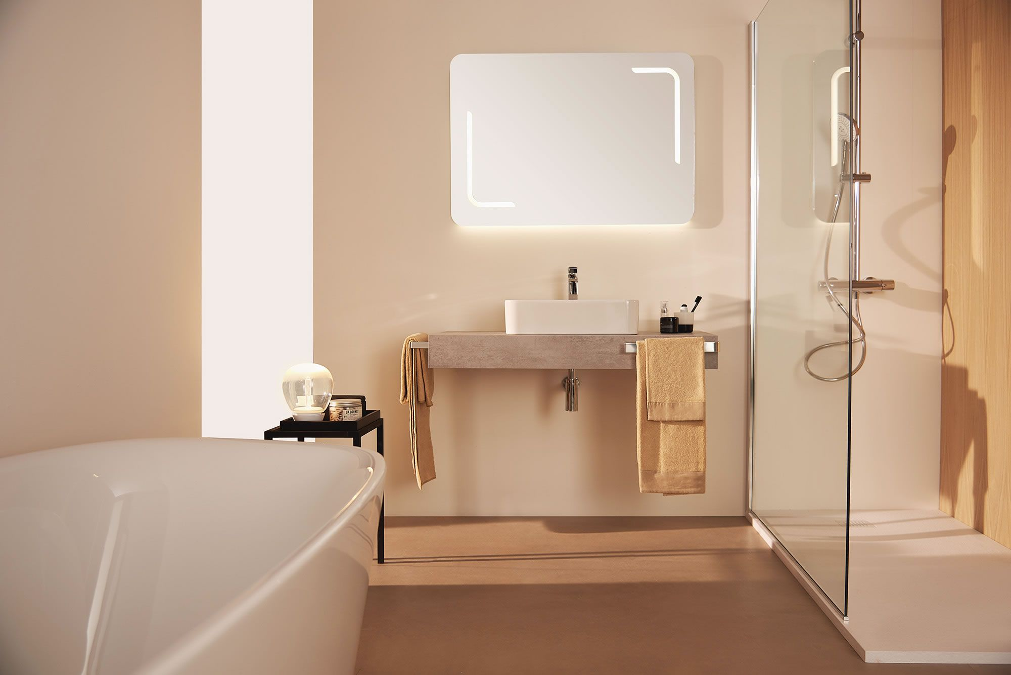 Sanitari Scala Ideal Standard elegance, functionality, customization: the perfect balance