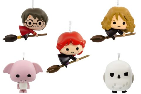 Hallmark Released These Adorable Harry Potter Ornaments For 2019