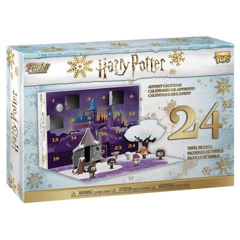 Harry Potter Christmas Gifts.This Magical Harry Potter Advent Calendar Is The Perfect