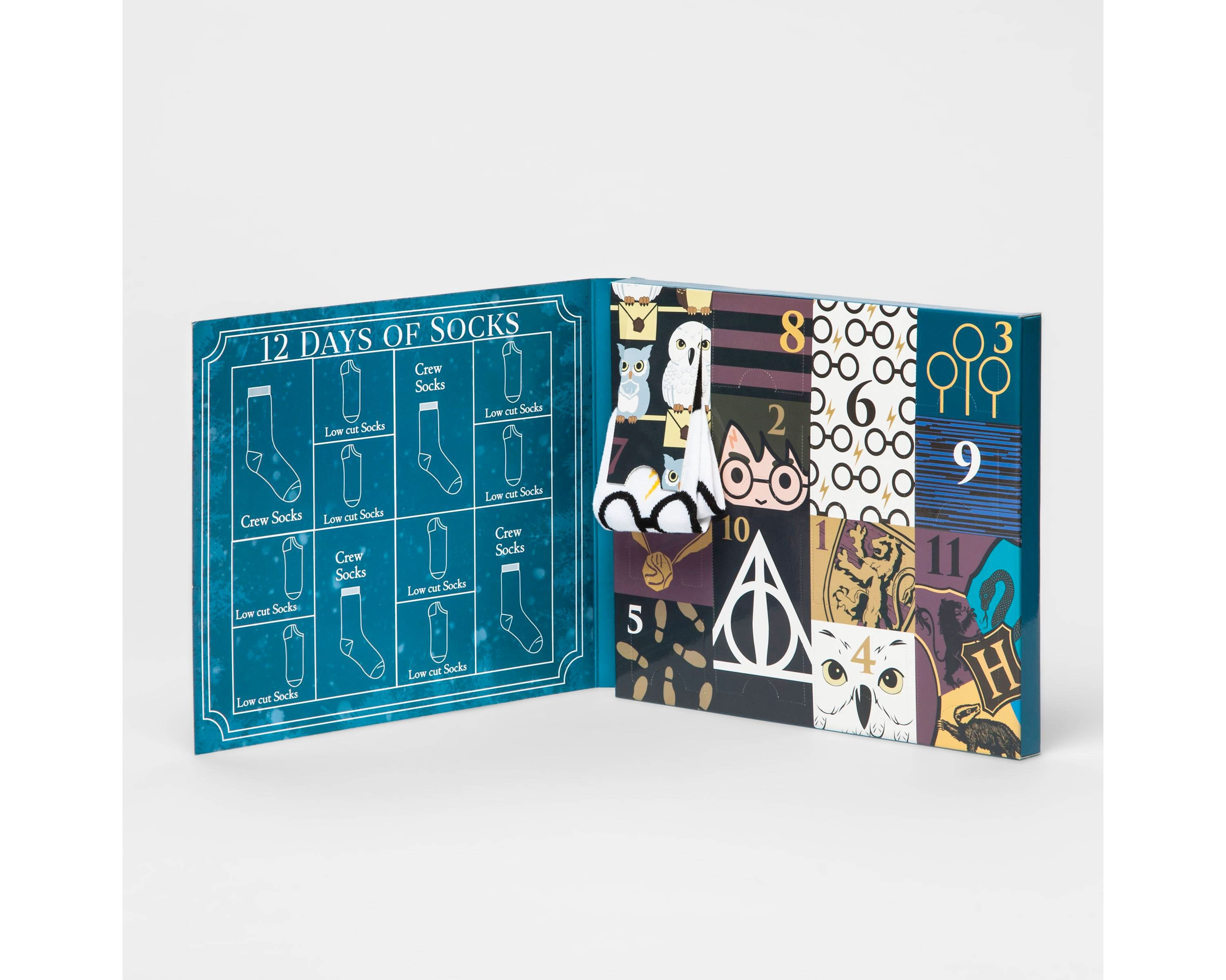This magical Harry Potter advent calendar will let you free so many house elves this Christmas