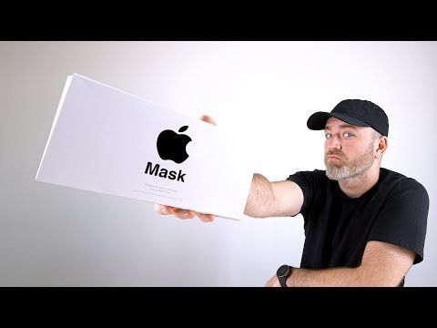 unbox therapy reviews the apple mask