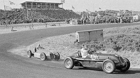 In 1948 mocht Zandvoort voor het eerst een Formule 1-race organiseren op het eigen circuit.