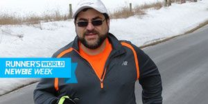 How Running Changed Me: Mark Goldhaber