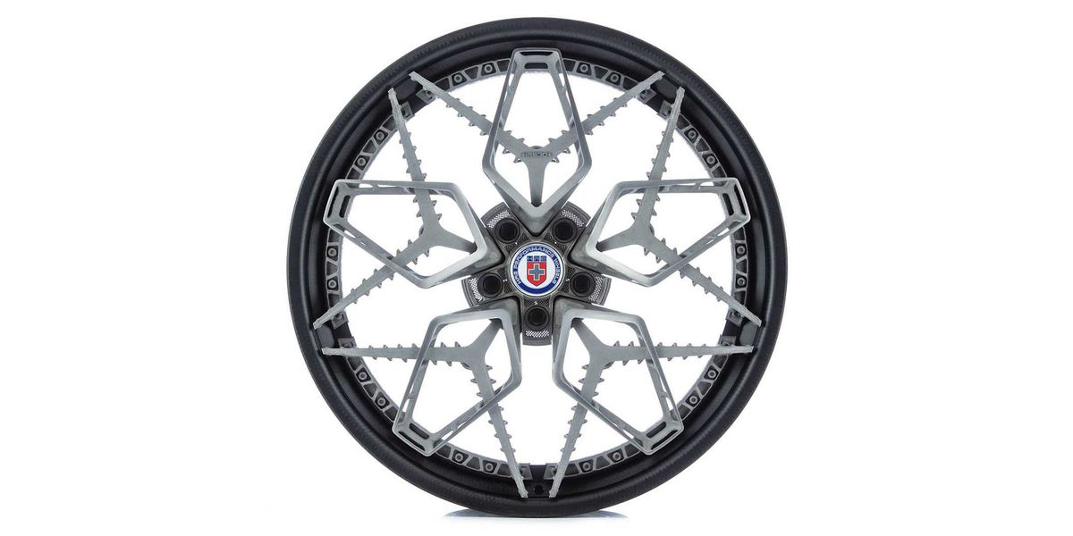 Porsche 911 Rims >> 3D Printed Titanium Car Wheel - HRE Uses 3D Printing to Make a Custom Wheel