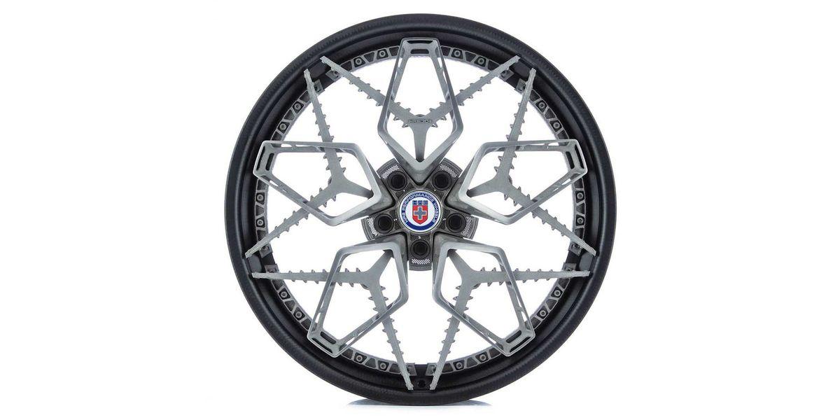 3D Printed Titanium Car Wheel - HRE Uses 3D Printing to ...