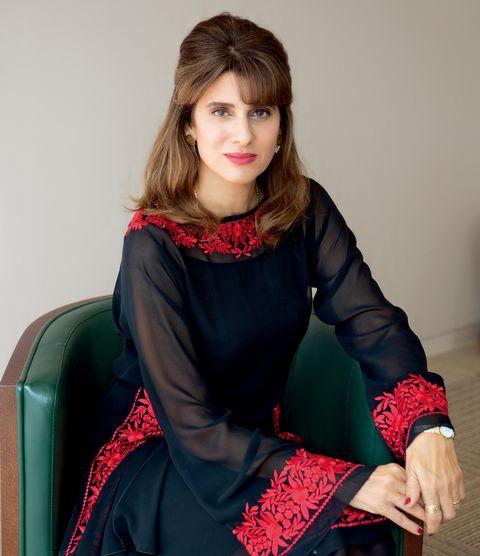 UICC会長・ディナ・ミルアド ヨルダン・ハシェミット王国王女