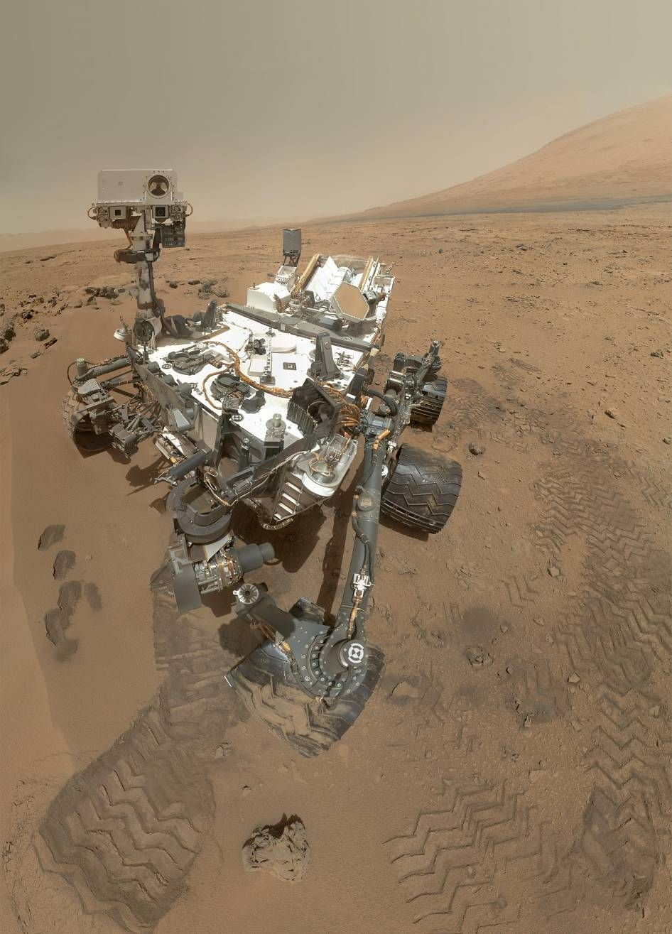 NASA's Curiosity Rover Is Suffering From a Computer Glitch