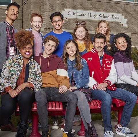 high school musical the series
