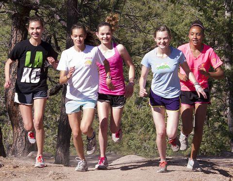 Los Alamos High School Girls