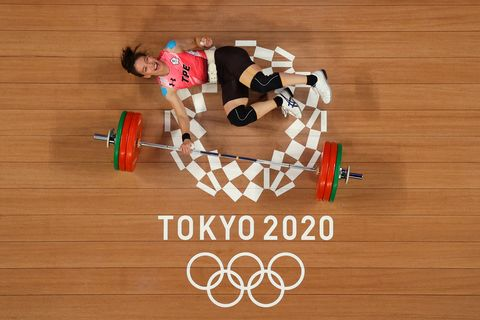 weightlifting olympics