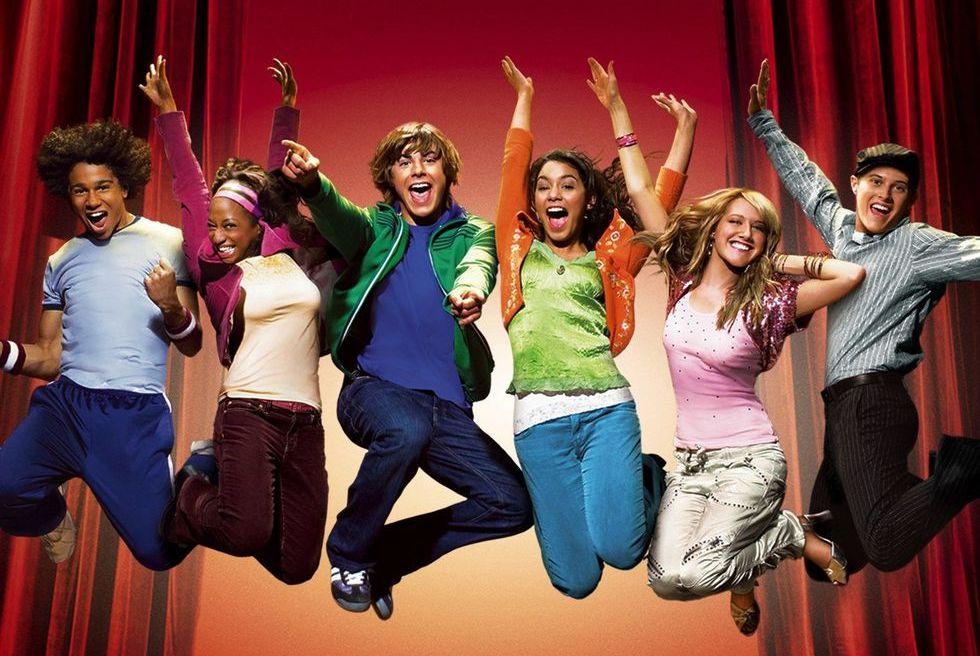 High School Musical Quiz - Whi...