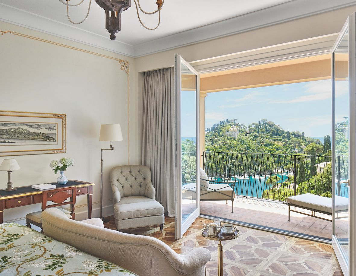 A Peek Inside Belmond Hotel Splendido's Most Exclusive New Suites
