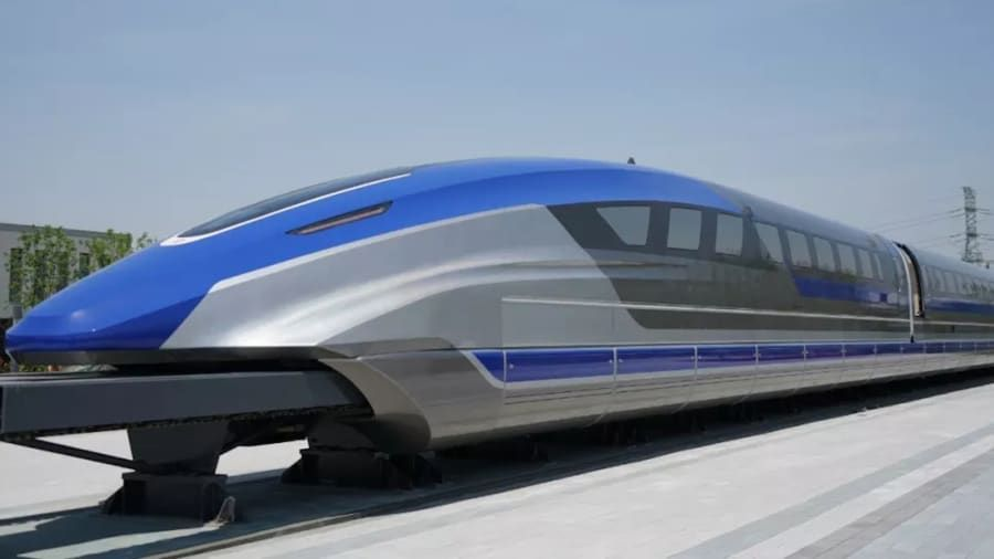 China Says Its New Bullet Train Will Hit 373 mph